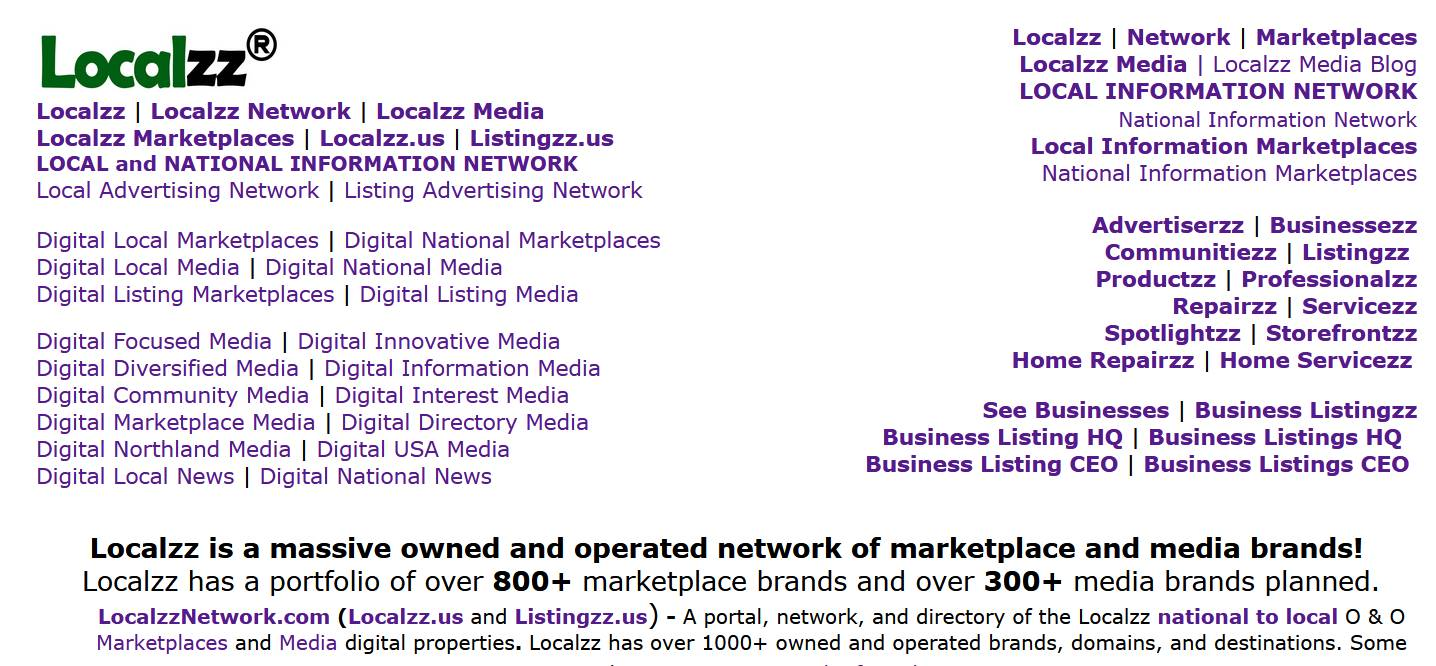 Localzz Media and Marketplaces